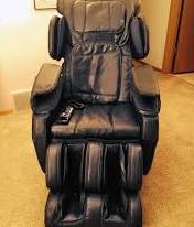 black Buying Massage Chair